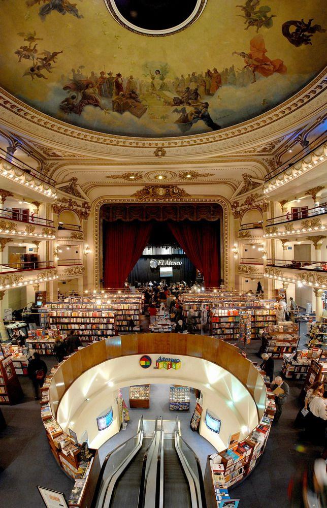 Bookstore-el-ateneo