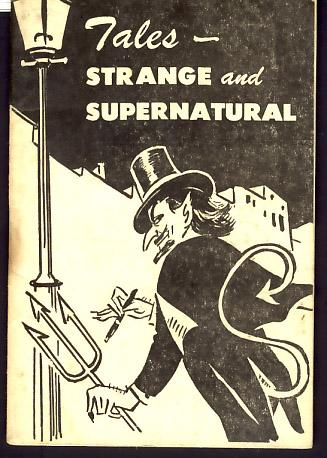 Strange and Supernatural