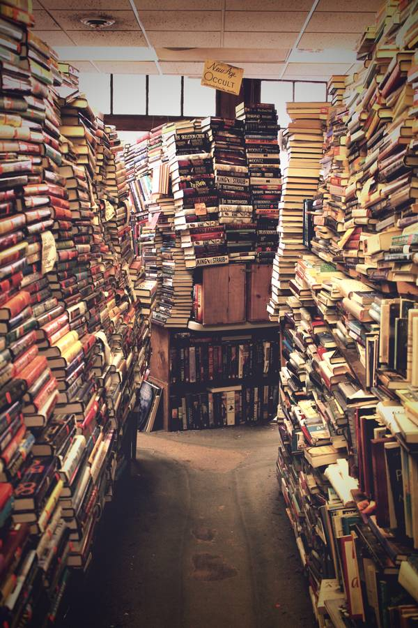 Book-Stacks